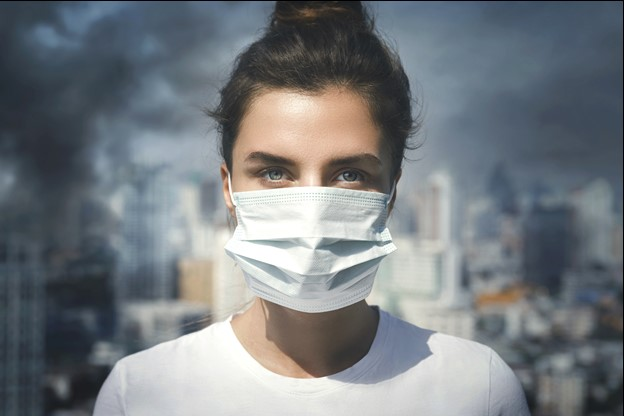 The Russian Ecological Society fights for Clean Air: how air pollution as an environmental health hazard contributes to the spread of COVID